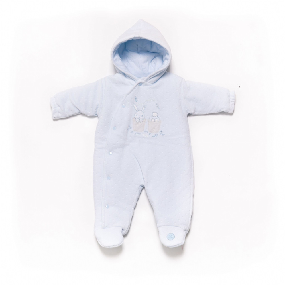 "AV2412""Too Cute Bunny  Pram Suit  (B)"